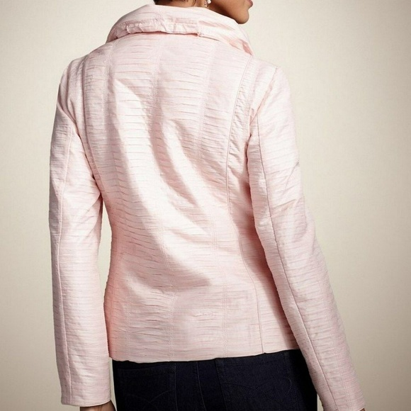 Chico's Jackets & Blazers - Chicos Womens Lightweight Jacket Size 3 Large Pink